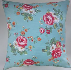 Cushion Cover in Cath Kidston Kentish Rose 16""
